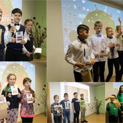 """Konkurss """"Es mīlu tevi, Latvija"""" 21.11.2018."""